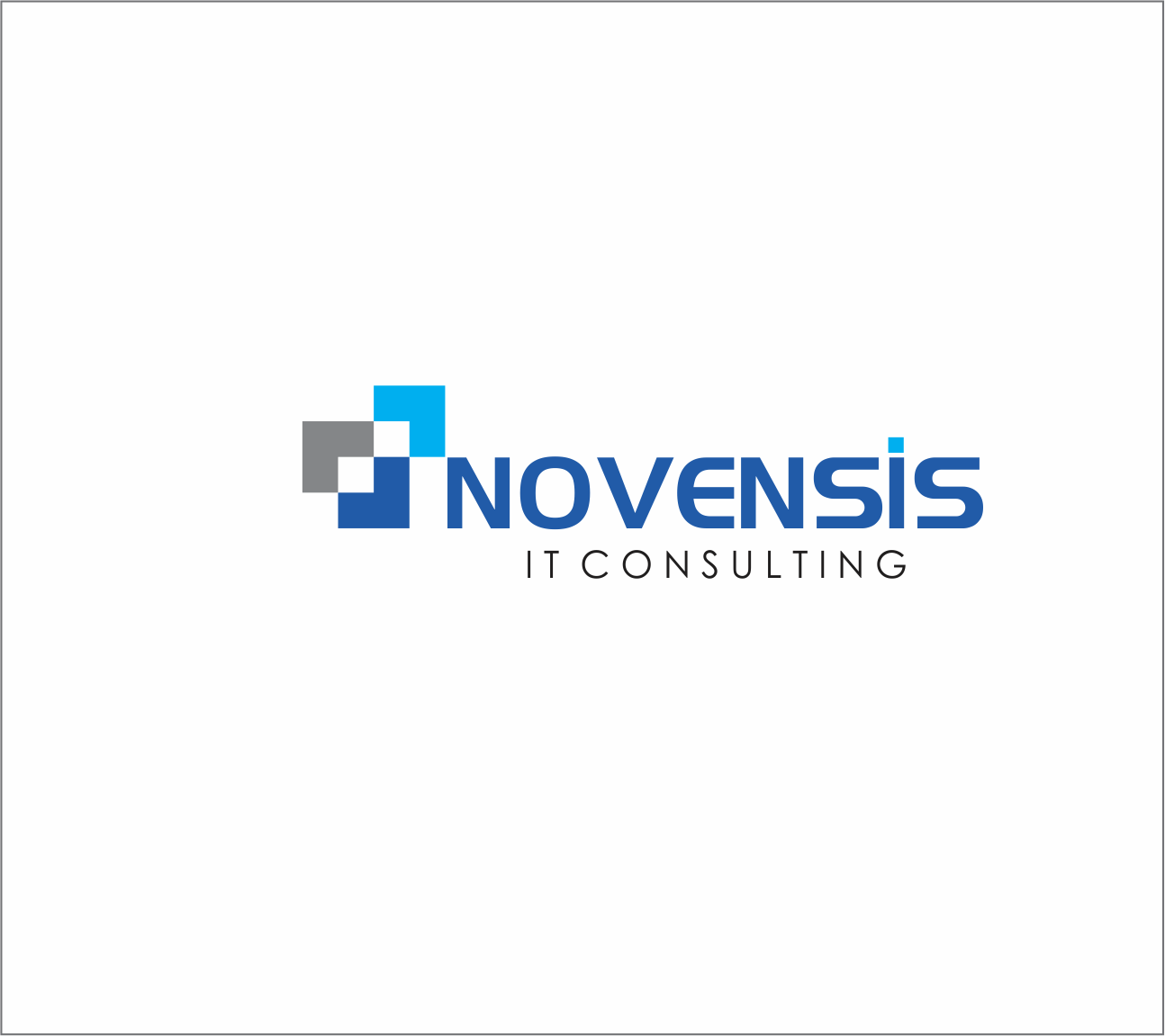 Logo Design by Armada Jamaluddin - Entry No. 161 in the Logo Design Contest Novensis Logo Design.