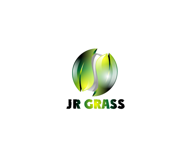 Logo Design by Private User - Entry No. 60 in the Logo Design Contest Inspiring Logo Design for JR Grass.