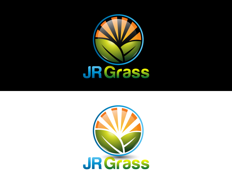 Logo Design by brands_in - Entry No. 62 in the Logo Design Contest Inspiring Logo Design for JR Grass.