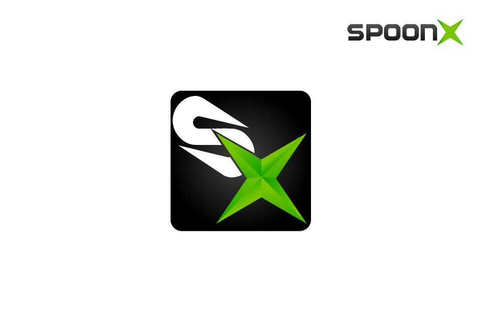 Logo Design by Top Elite - Entry No. 76 in the Logo Design Contest Captivating Logo Design for SpoonX.