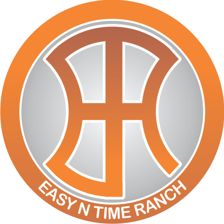 Logo Design by Mokhamad Ngabduloh - Entry No. 14 in the Logo Design Contest Artistic Logo Design for Easy N Time Ranch.