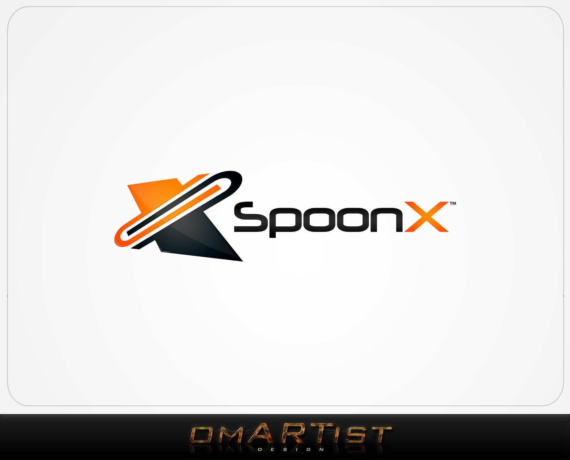 Logo Design by omARTist - Entry No. 80 in the Logo Design Contest Captivating Logo Design for SpoonX.