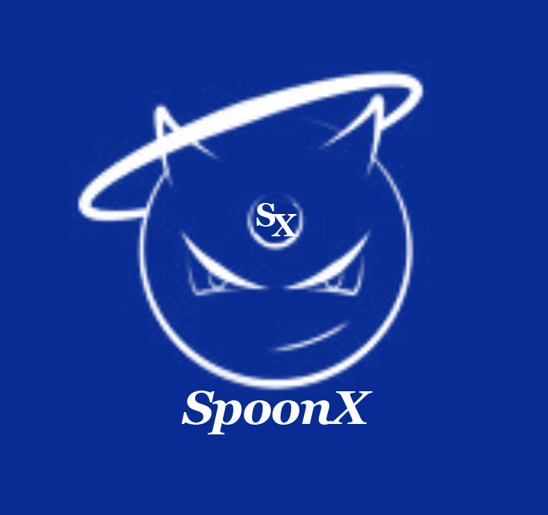 Logo Design by Vanq Encheva - Entry No. 81 in the Logo Design Contest Captivating Logo Design for SpoonX.