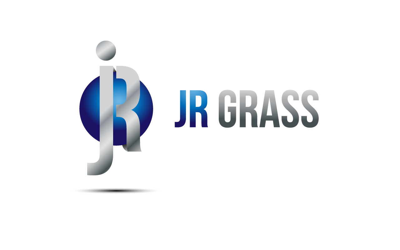 Logo Design by John Welkie Garcia - Entry No. 63 in the Logo Design Contest Inspiring Logo Design for JR Grass.