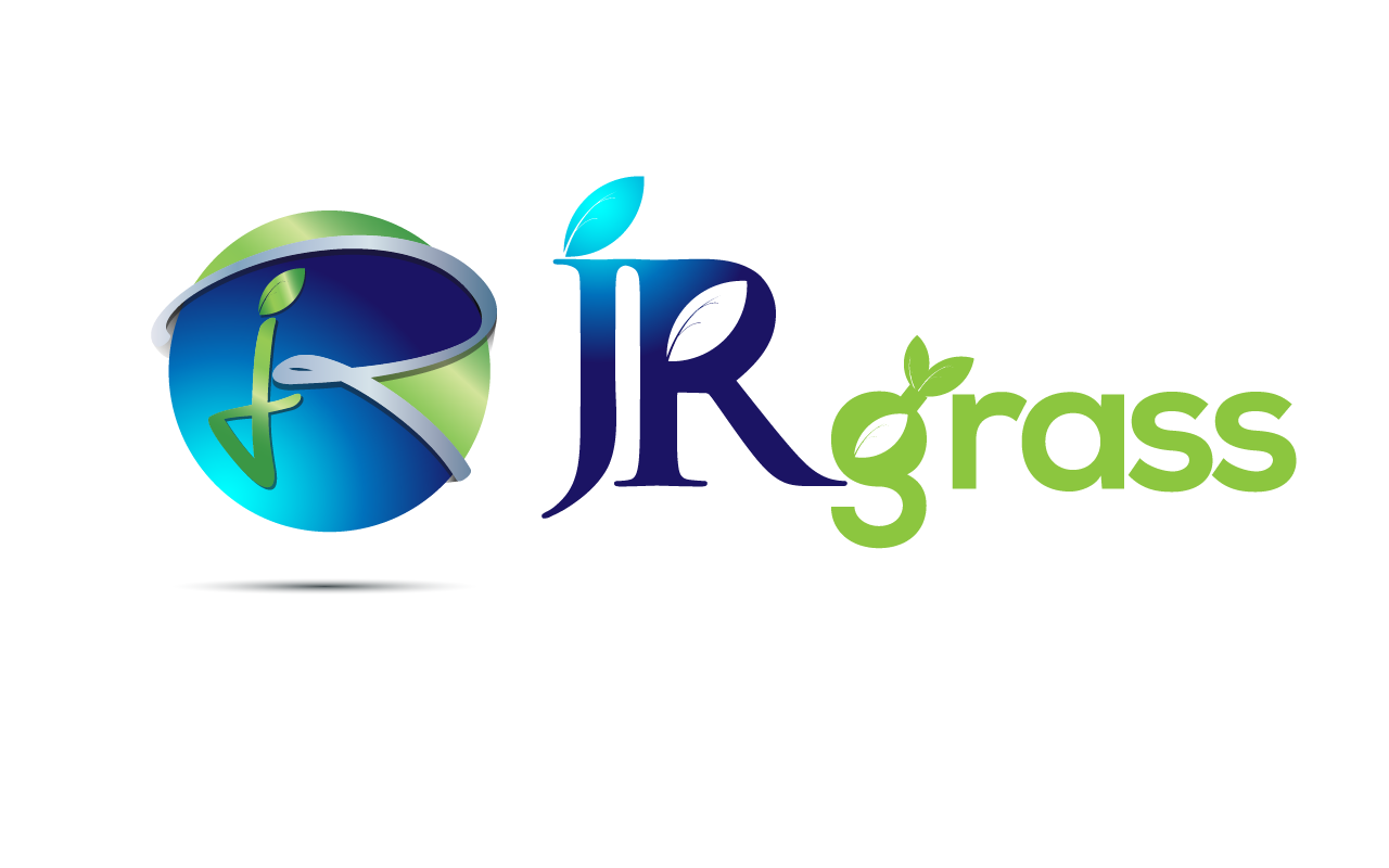 Logo Design by John Welkie Garcia - Entry No. 64 in the Logo Design Contest Inspiring Logo Design for JR Grass.