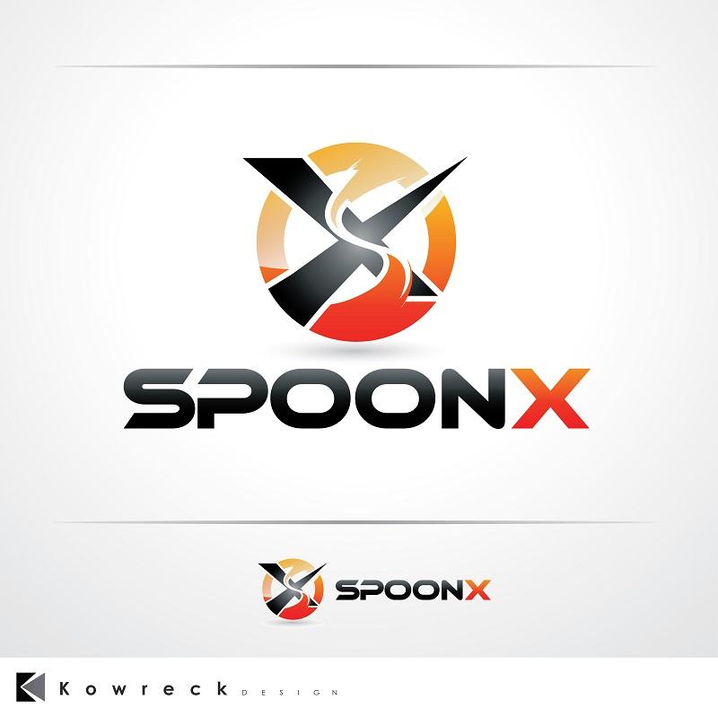 Logo Design by kowreck - Entry No. 91 in the Logo Design Contest Captivating Logo Design for SpoonX.