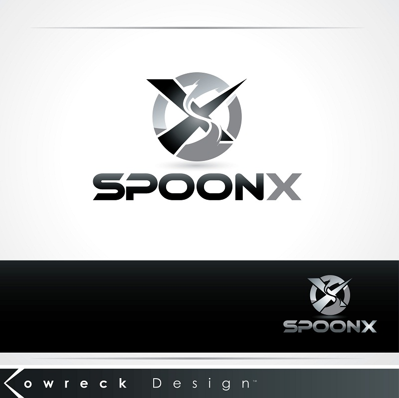 Logo Design by kowreck - Entry No. 92 in the Logo Design Contest Captivating Logo Design for SpoonX.
