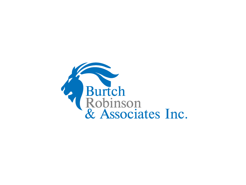 Logo Design by Private User - Entry No. 42 in the Logo Design Contest Unique Logo Design Wanted for Burtch, Robinson & Associates Inc..