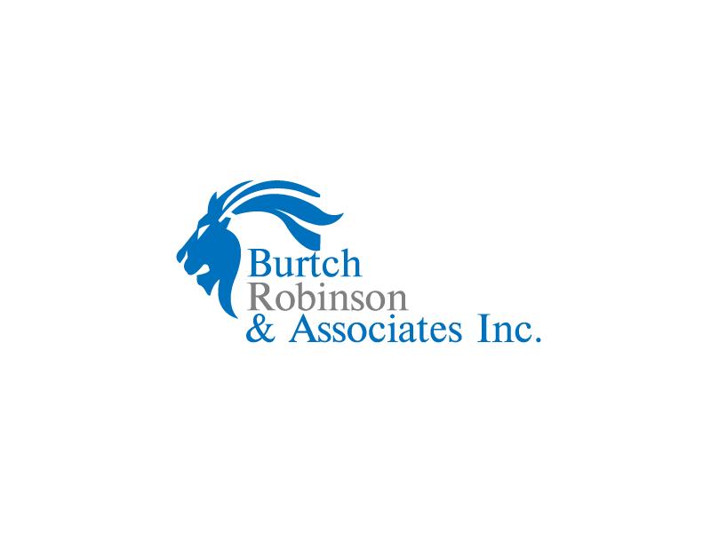 Logo Design by Private User - Entry No. 42 in the Logo Design Contest Unique Logo Design Wanted for Burtch, Robinson & Associates Inc..