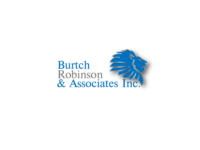Logo Design by Private User - Entry No. 44 in the Logo Design Contest Unique Logo Design Wanted for Burtch, Robinson & Associates Inc..
