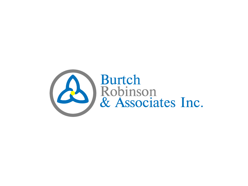 Logo Design by brands_in - Entry No. 46 in the Logo Design Contest Unique Logo Design Wanted for Burtch, Robinson & Associates Inc..