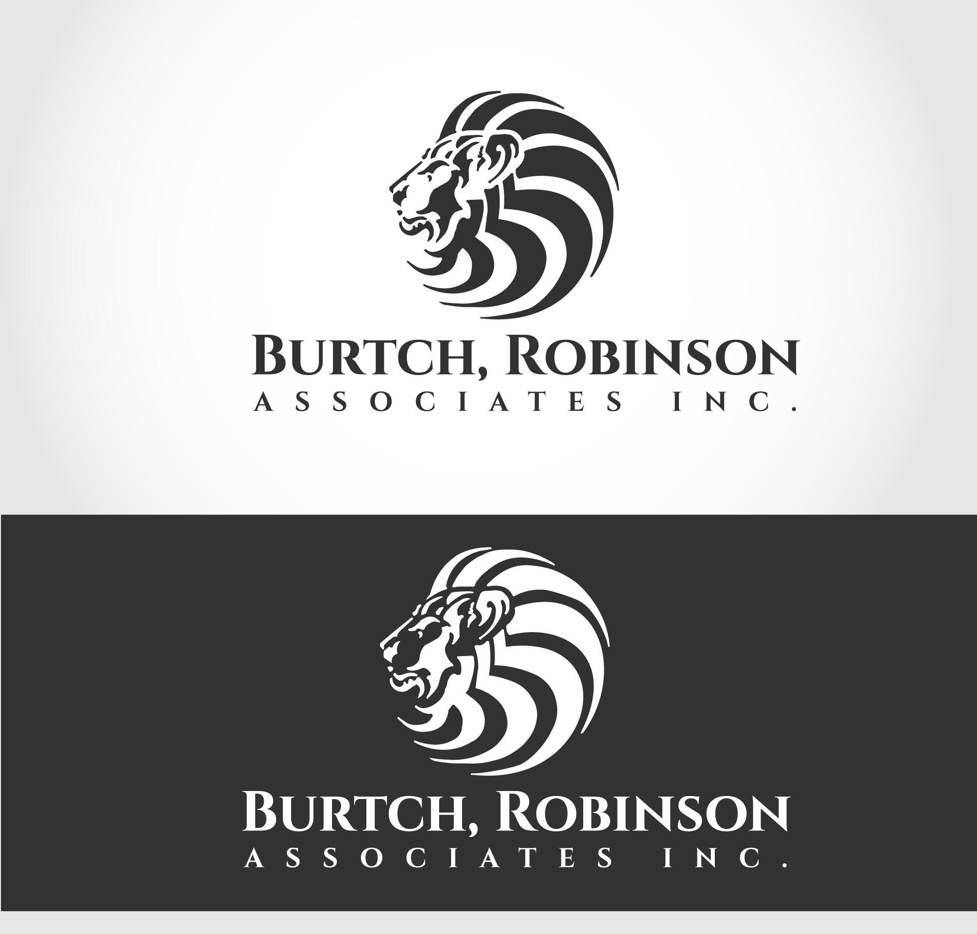 Logo Design by VENTSISLAV KOVACHEV - Entry No. 47 in the Logo Design Contest Unique Logo Design Wanted for Burtch, Robinson & Associates Inc..
