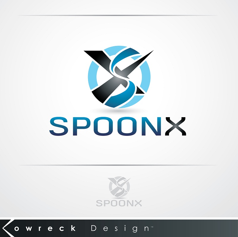 Logo Design by kowreck - Entry No. 94 in the Logo Design Contest Captivating Logo Design for SpoonX.