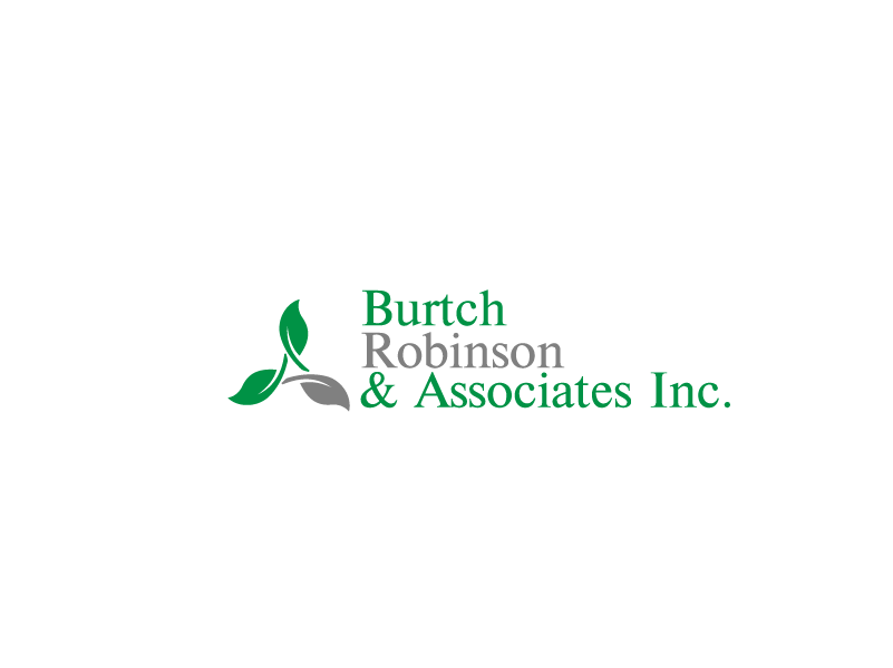 Logo Design by brands_in - Entry No. 51 in the Logo Design Contest Unique Logo Design Wanted for Burtch, Robinson & Associates Inc..