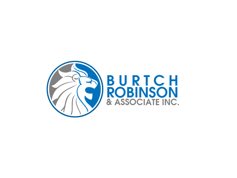 Logo Design by Private User - Entry No. 52 in the Logo Design Contest Unique Logo Design Wanted for Burtch, Robinson & Associates Inc..