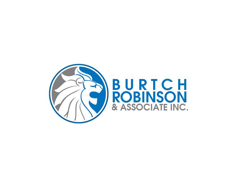 Logo Design by Private User - Entry No. 52 in the Logo Design Contest Unique Logo Design Wanted for Burtch, Robinson & Associates Inc..