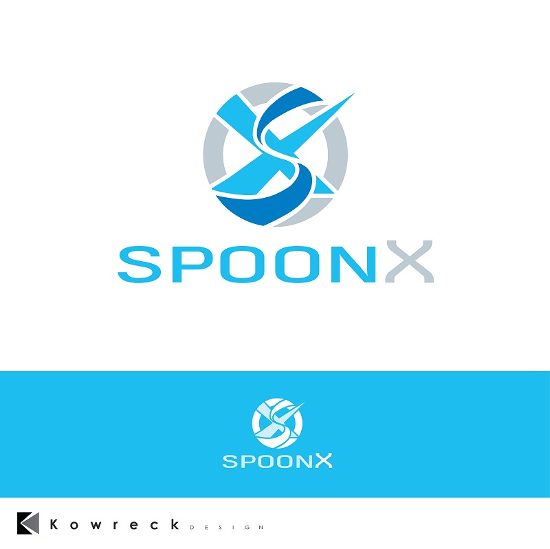 Logo Design by kowreck - Entry No. 97 in the Logo Design Contest Captivating Logo Design for SpoonX.