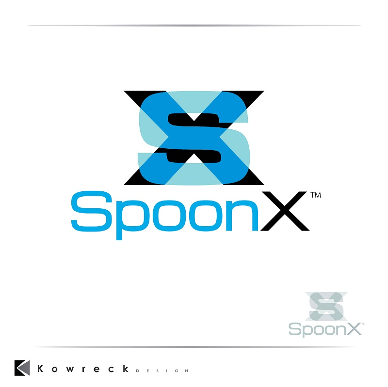 Logo Design by kowreck - Entry No. 99 in the Logo Design Contest Captivating Logo Design for SpoonX.