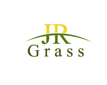 Logo Design by Private User - Entry No. 65 in the Logo Design Contest Inspiring Logo Design for JR Grass.
