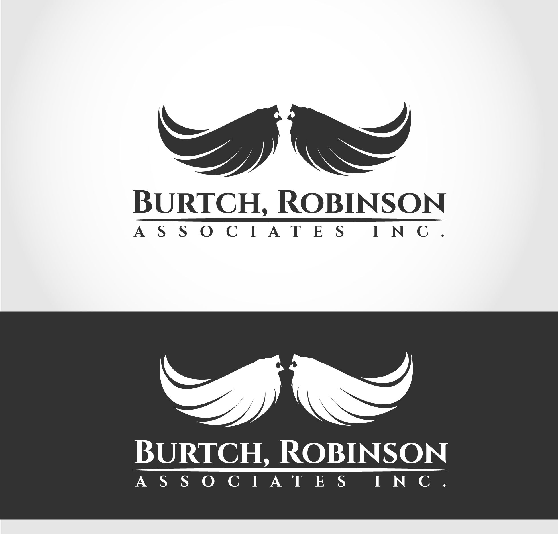 Logo Design by VENTSISLAV KOVACHEV - Entry No. 58 in the Logo Design Contest Unique Logo Design Wanted for Burtch, Robinson & Associates Inc..