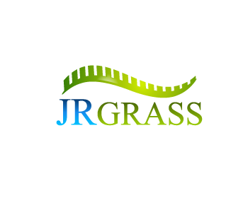 Logo Design by Private User - Entry No. 66 in the Logo Design Contest Inspiring Logo Design for JR Grass.