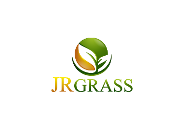 Logo Design by Private User - Entry No. 67 in the Logo Design Contest Inspiring Logo Design for JR Grass.