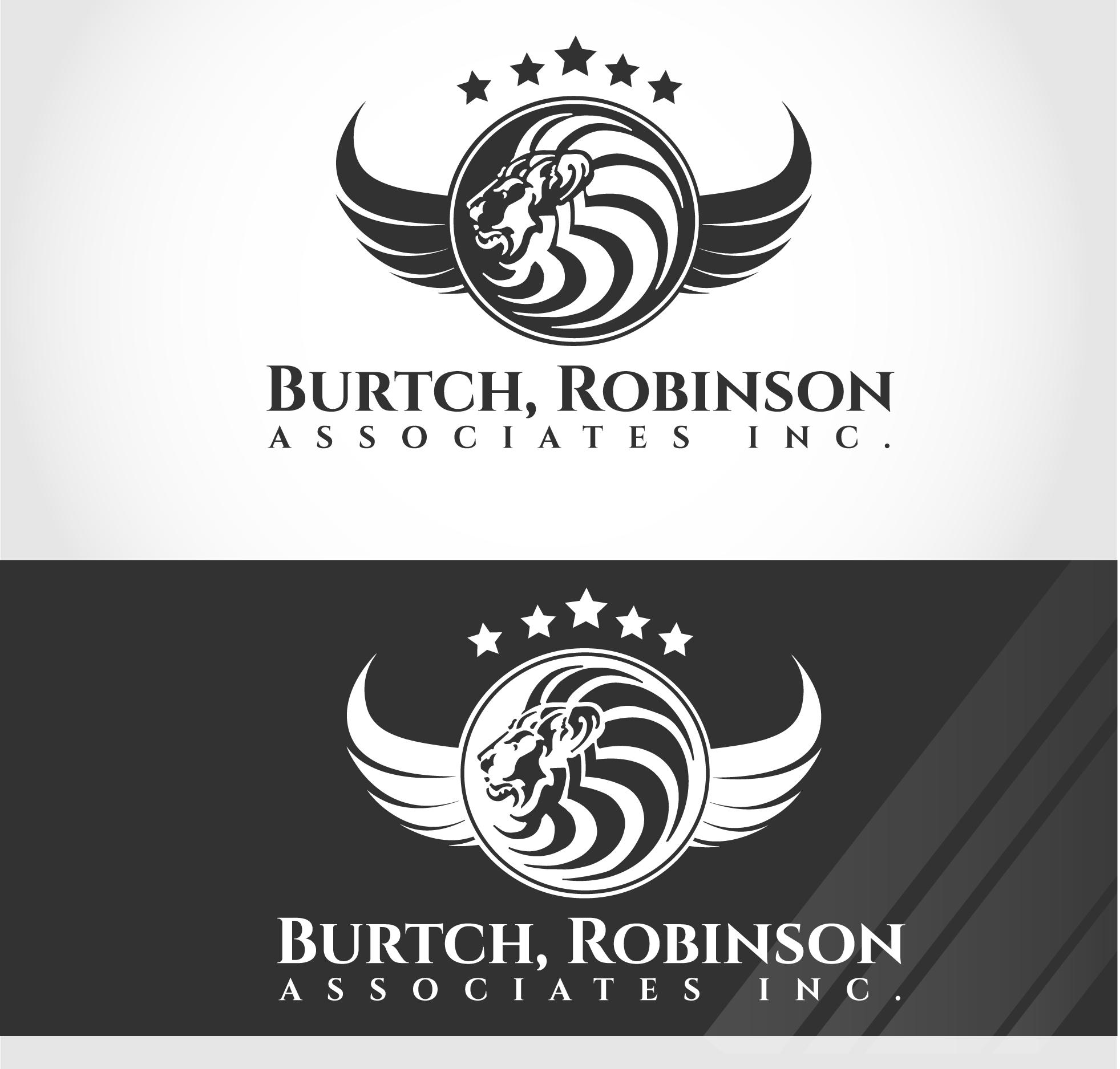Logo Design by VENTSISLAV KOVACHEV - Entry No. 59 in the Logo Design Contest Unique Logo Design Wanted for Burtch, Robinson & Associates Inc..