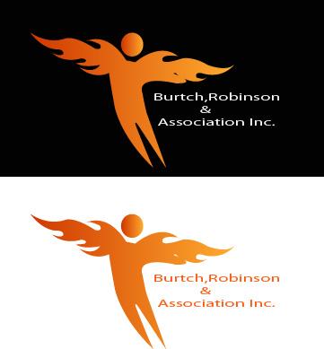 Logo Design by Bhaskar Singh - Entry No. 60 in the Logo Design Contest Unique Logo Design Wanted for Burtch, Robinson & Associates Inc..