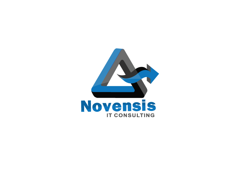 Logo Design by Kishor Patil - Entry No. 174 in the Logo Design Contest Novensis Logo Design.