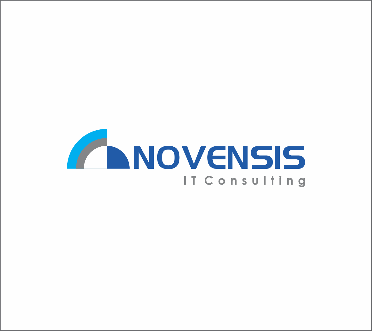 Logo Design by Armada Jamaluddin - Entry No. 176 in the Logo Design Contest Novensis Logo Design.