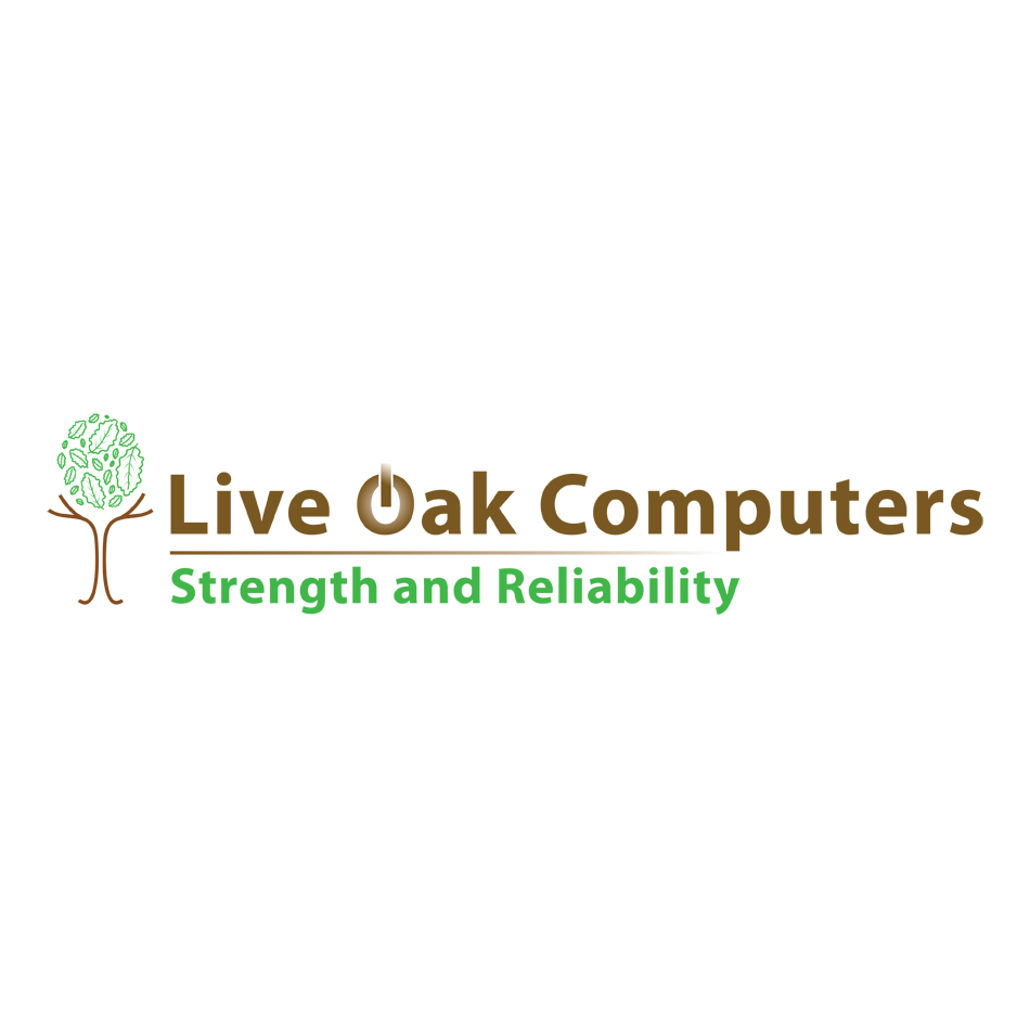 Logo Design by sorina.sabau - Entry No. 56 in the Logo Design Contest Live Oak Computers.