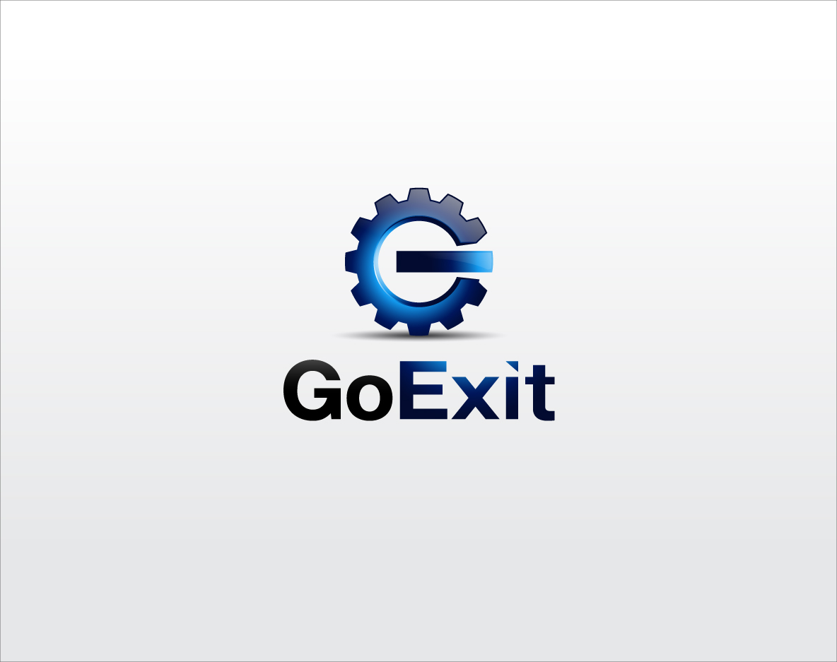 Logo Design by zoiDesign - Entry No. 221 in the Logo Design Contest GoExit Logo Design.