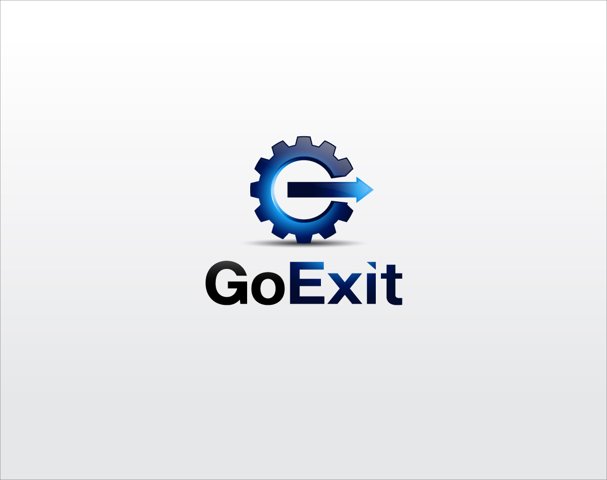 Logo Design by zoiDesign - Entry No. 222 in the Logo Design Contest GoExit Logo Design.