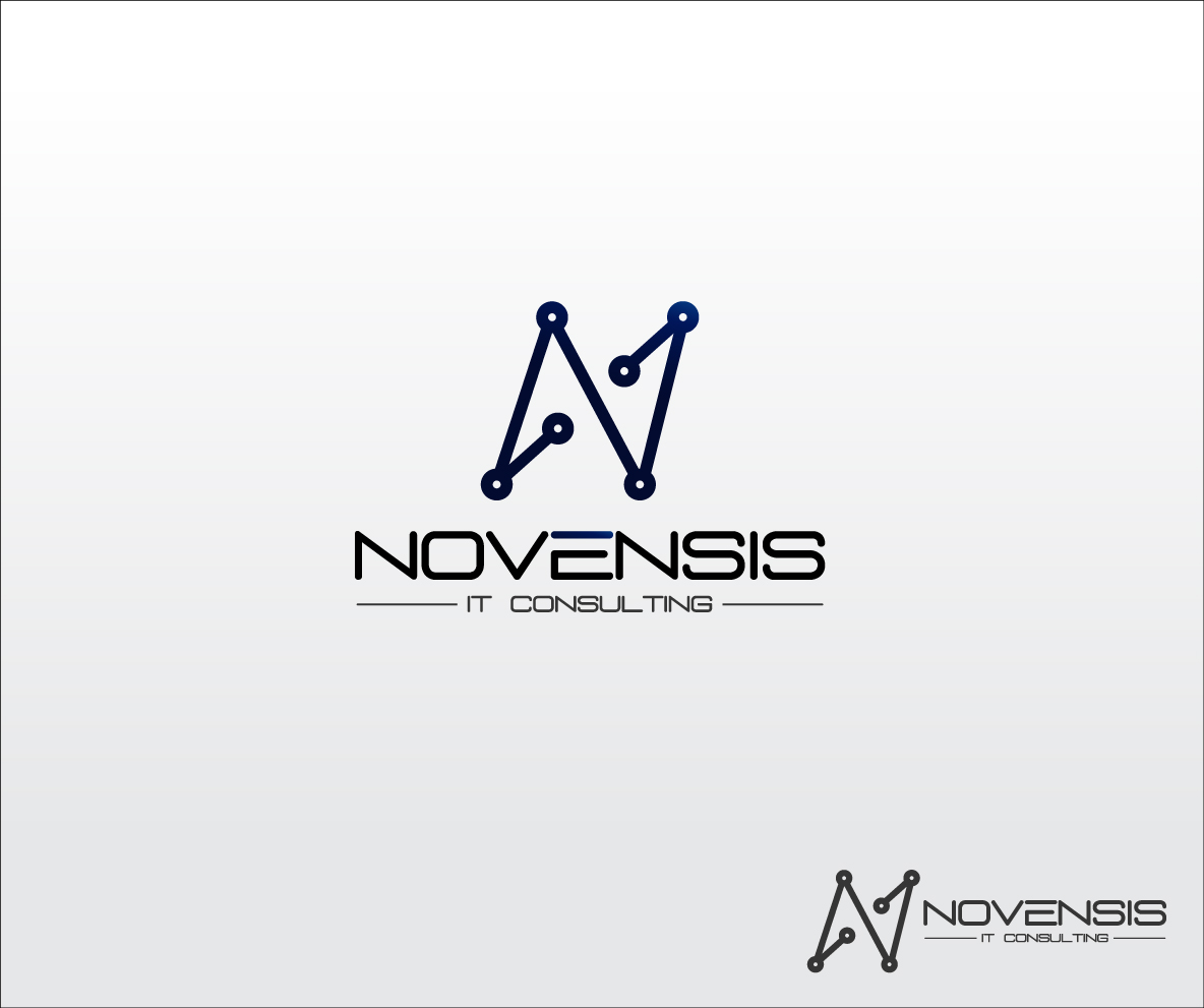Logo Design by zoiDesign - Entry No. 177 in the Logo Design Contest Novensis Logo Design.