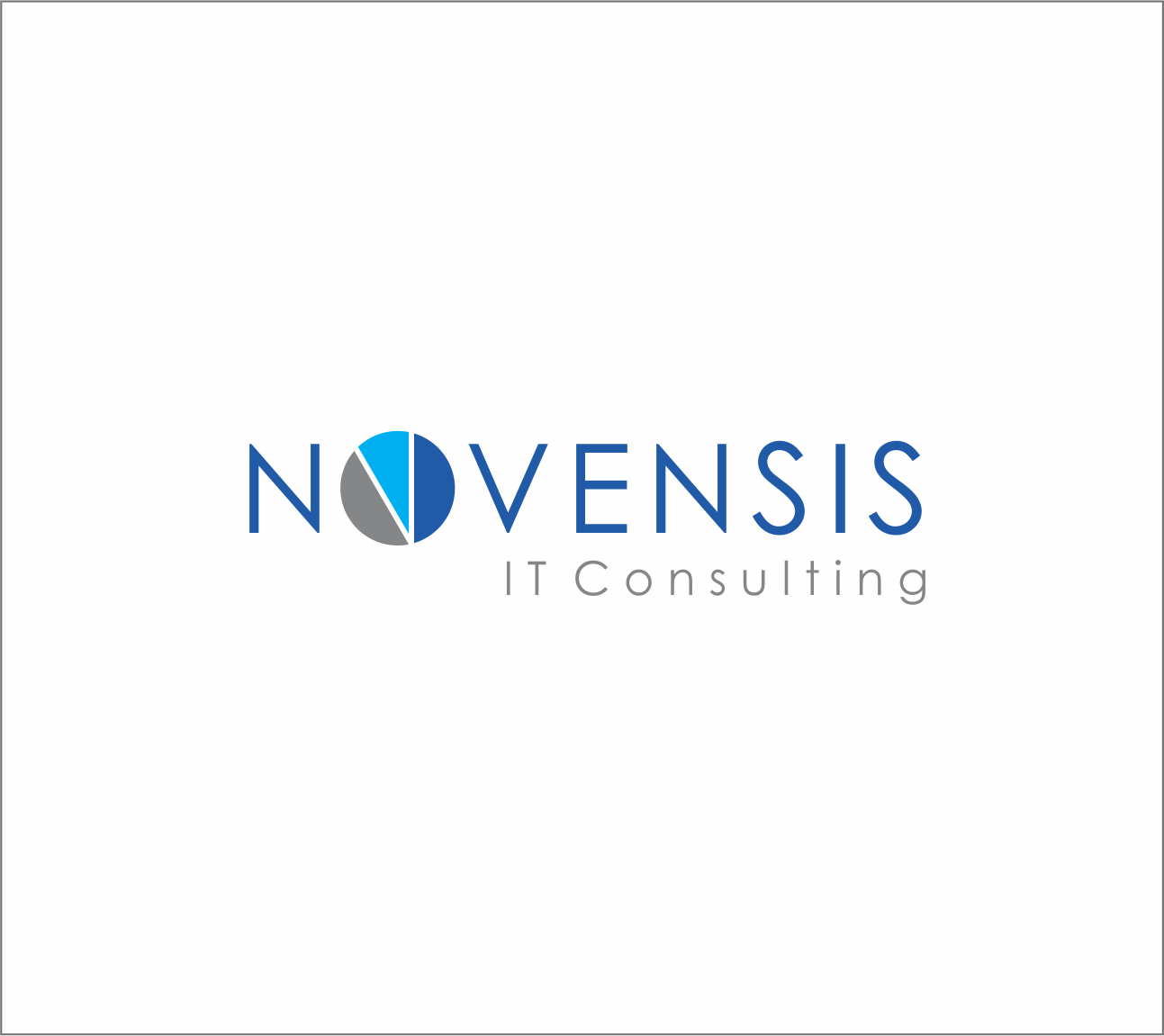 Logo Design by Armada Jamaluddin - Entry No. 178 in the Logo Design Contest Novensis Logo Design.