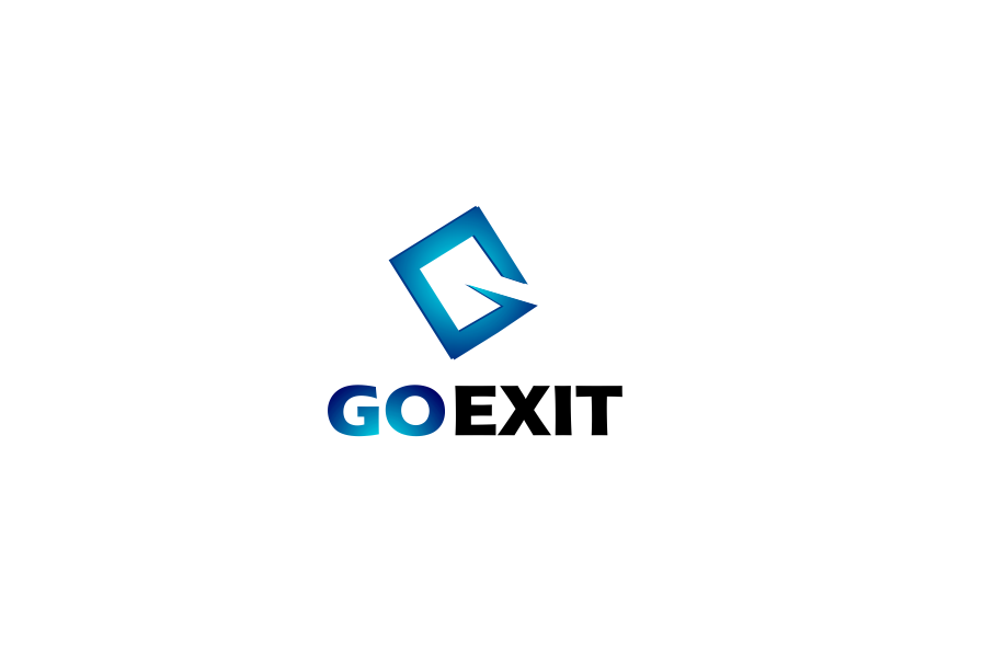Logo Design by Tenstar Design - Entry No. 225 in the Logo Design Contest GoExit Logo Design.