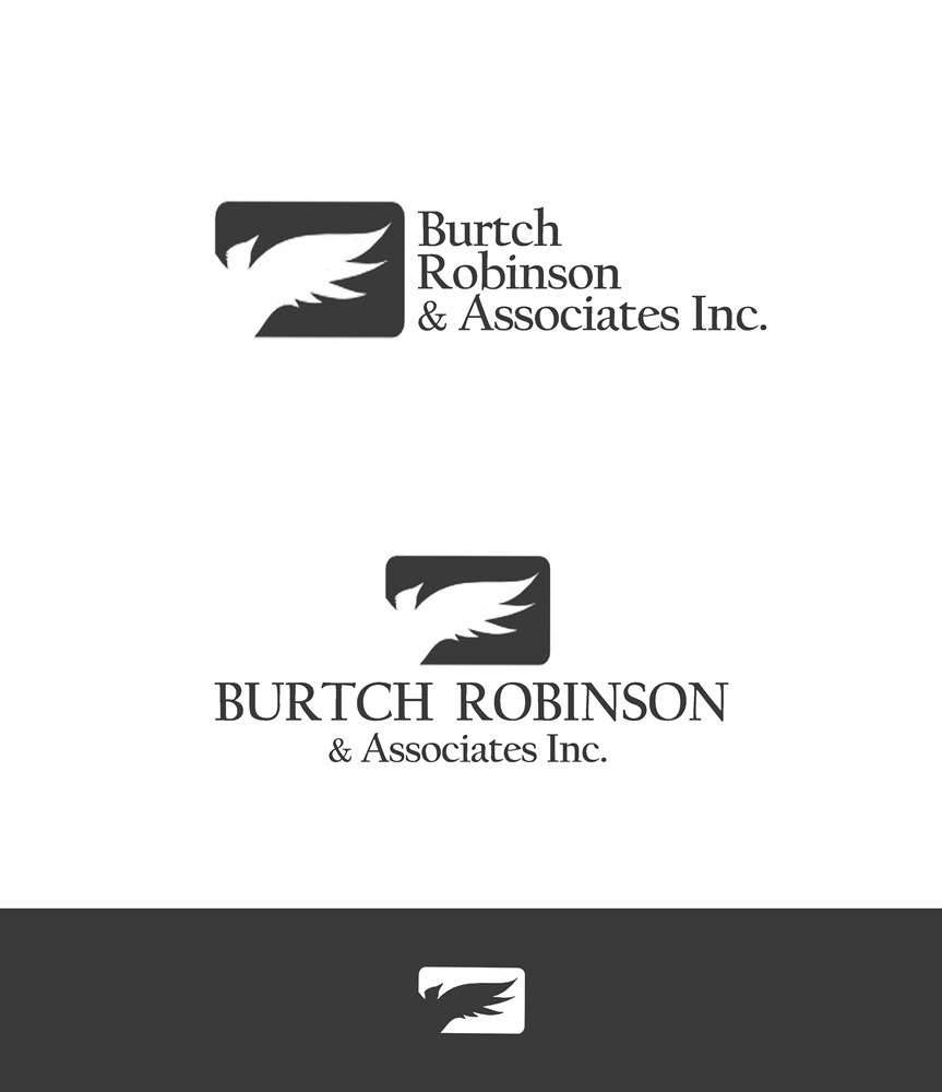 Logo Design by Fita Tiara Sani - Entry No. 68 in the Logo Design Contest Unique Logo Design Wanted for Burtch, Robinson & Associates Inc..