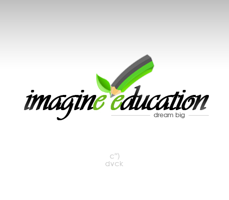 Logo Design by rockpinoy - Entry No. 151 in the Logo Design Contest Imagine Education.