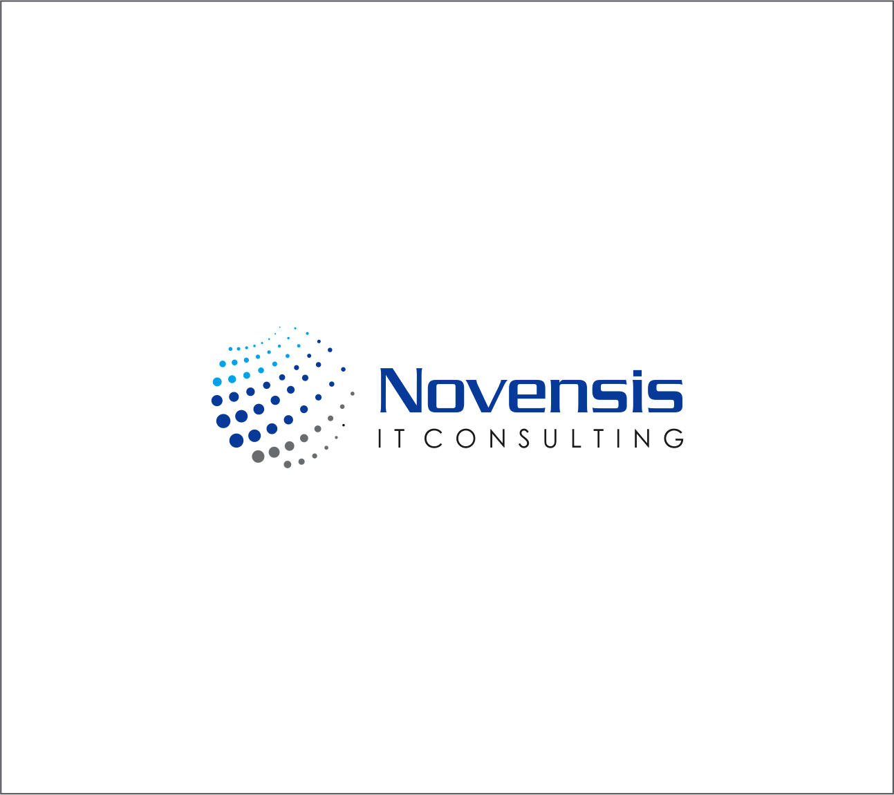 Logo Design by Armada Jamaluddin - Entry No. 181 in the Logo Design Contest Novensis Logo Design.