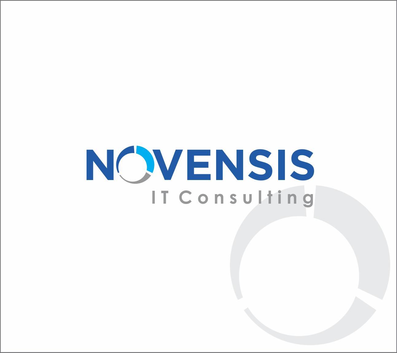 Logo Design by Armada Jamaluddin - Entry No. 184 in the Logo Design Contest Novensis Logo Design.
