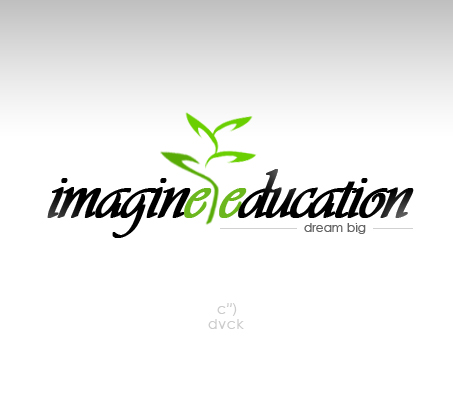 Logo Design by rockpinoy - Entry No. 152 in the Logo Design Contest Imagine Education.