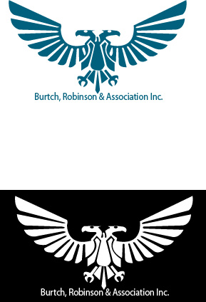 Logo Design by Bhaskar Singh - Entry No. 71 in the Logo Design Contest Unique Logo Design Wanted for Burtch, Robinson & Associates Inc..