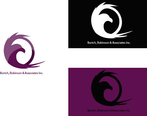 Logo Design by Bhaskar Singh - Entry No. 72 in the Logo Design Contest Unique Logo Design Wanted for Burtch, Robinson & Associates Inc..