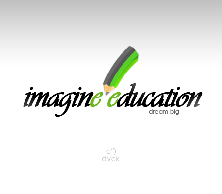 Logo Design by rockpinoy - Entry No. 153 in the Logo Design Contest Imagine Education.