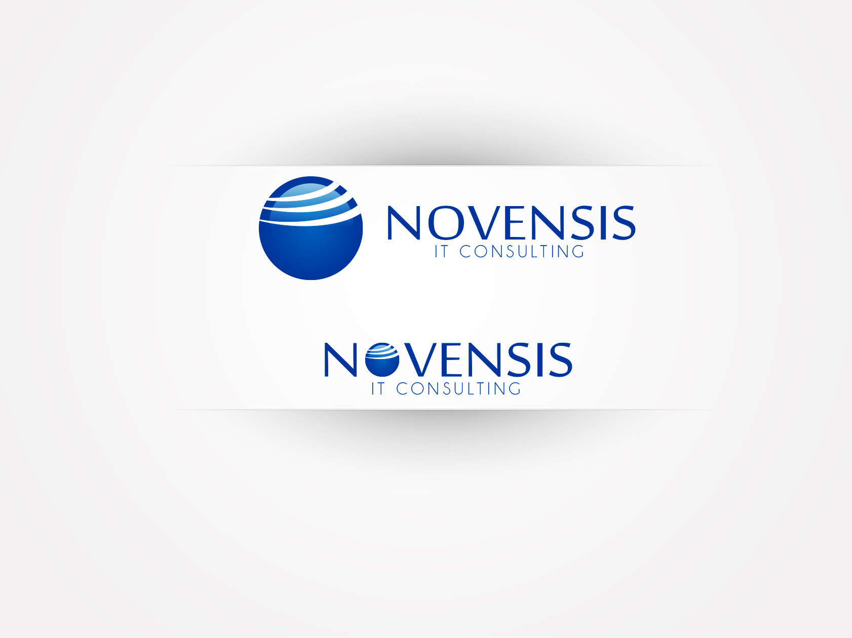 Logo Design by OmegaDesigns - Entry No. 186 in the Logo Design Contest Novensis Logo Design.