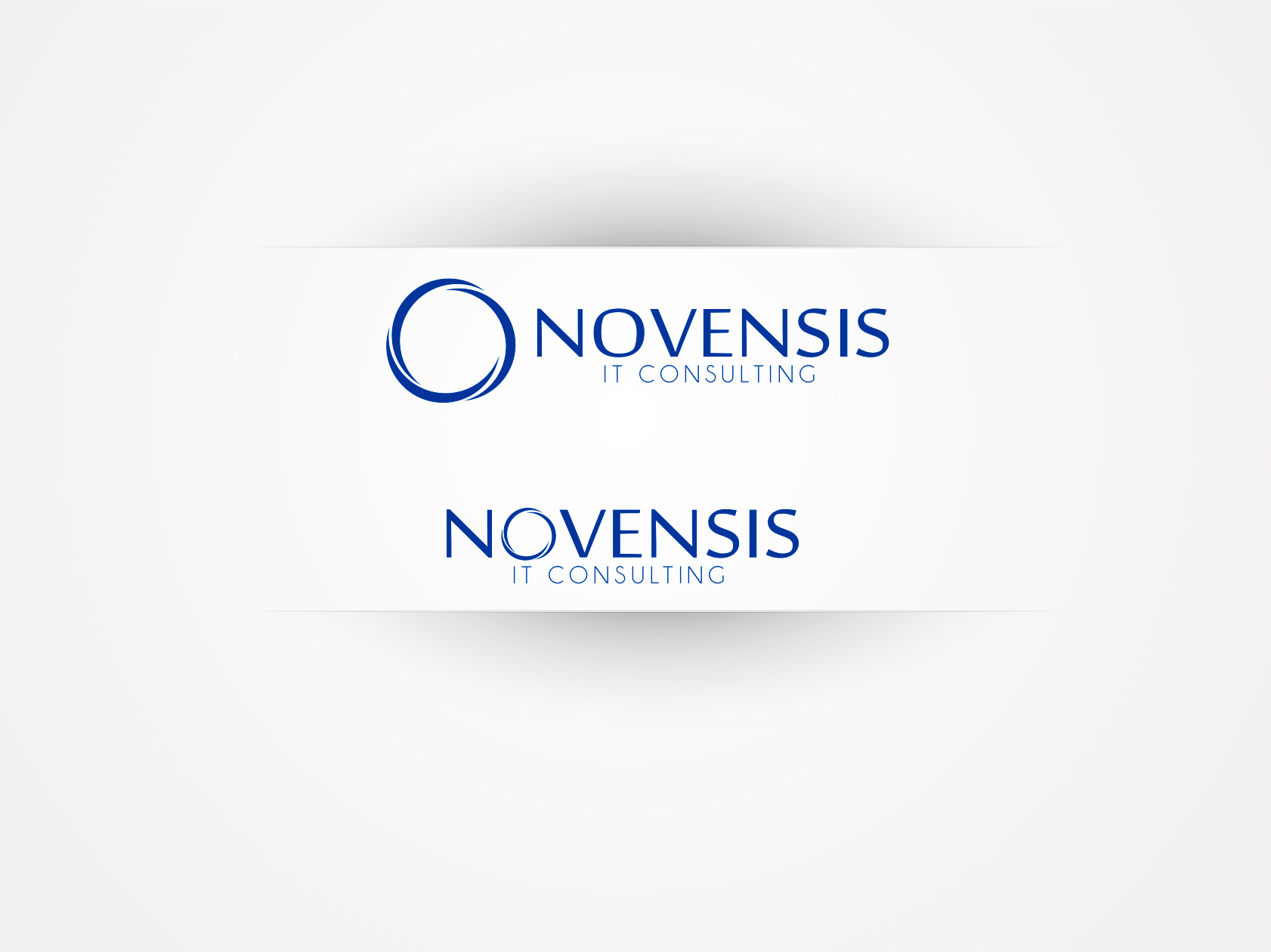 Logo Design by OmegaDesigns - Entry No. 188 in the Logo Design Contest Novensis Logo Design.