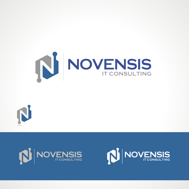 Logo Design by Private User - Entry No. 189 in the Logo Design Contest Novensis Logo Design.