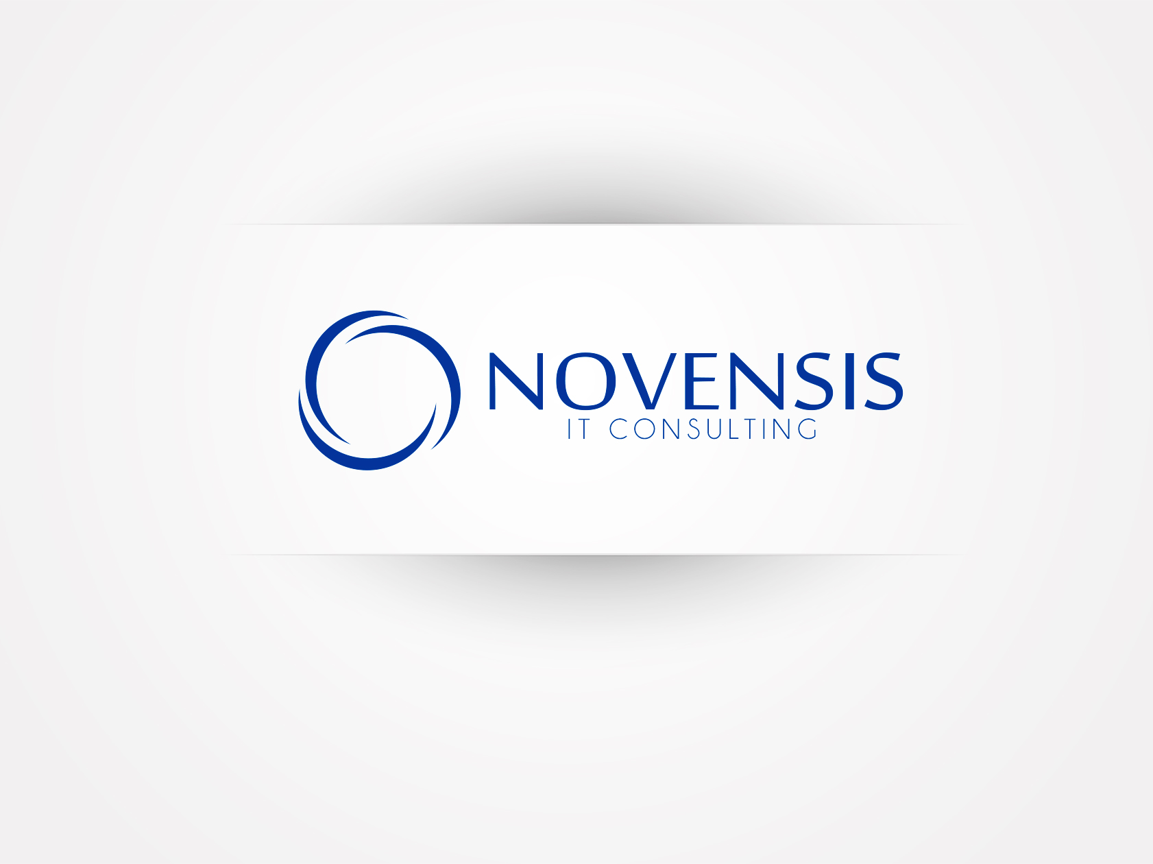 Logo Design by OmegaDesigns - Entry No. 190 in the Logo Design Contest Novensis Logo Design.