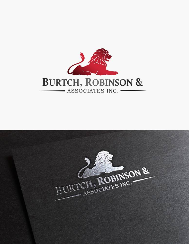 Logo Design by Fita Tiara Sani - Entry No. 74 in the Logo Design Contest Unique Logo Design Wanted for Burtch, Robinson & Associates Inc..