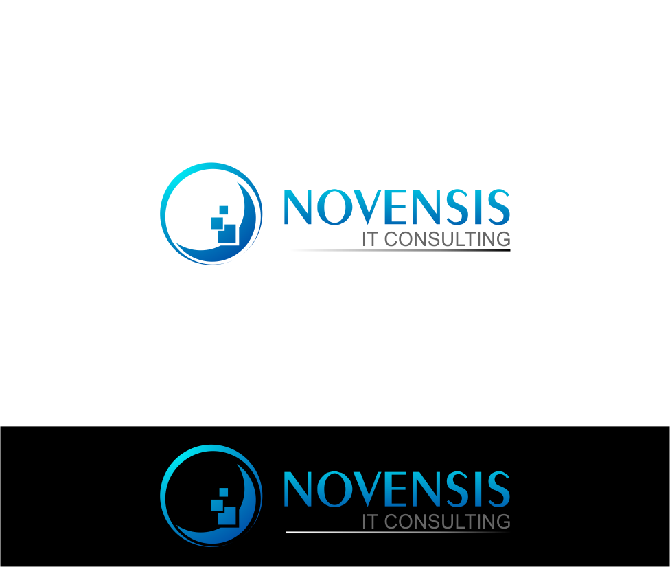 Logo Design by Agus Martoyo - Entry No. 192 in the Logo Design Contest Novensis Logo Design.